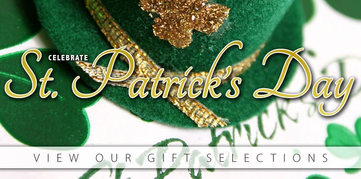Celebrate the luck of the Irish!