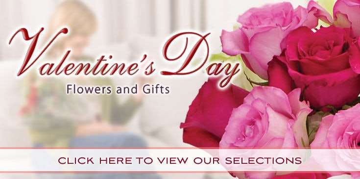 Valentine's Day is February 14th! Click to view our selection.