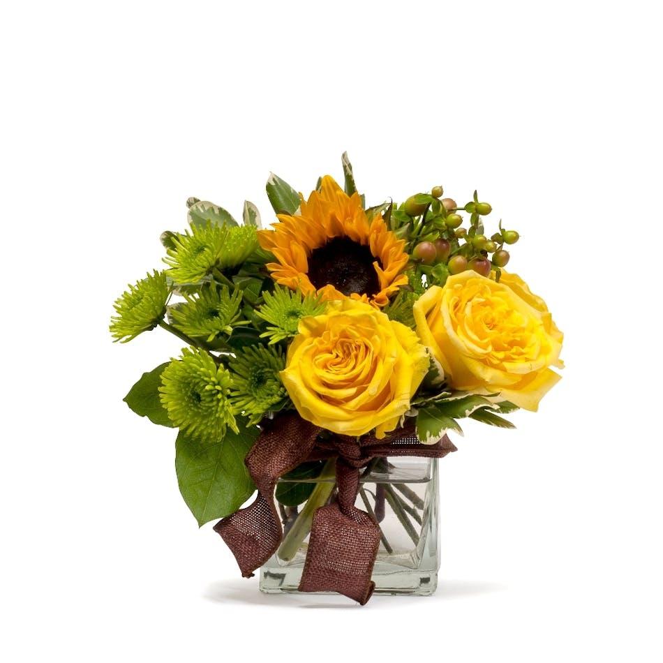 Golden Woodland Mobile Florist Flowers Mobile Al The Rose Bud